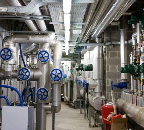 Impianti elettrici e meccanici